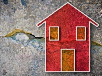 Quelques maison à Beloeil subissent des fissures. Soyez sur de les voir.